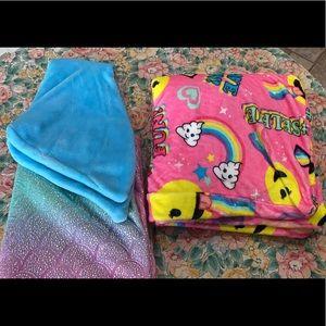 Justice Mermaid Tail and Sleeping Bag
